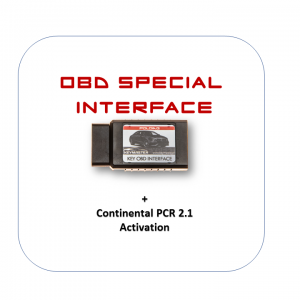 OBD Special Interface + PCR 2.1 activation