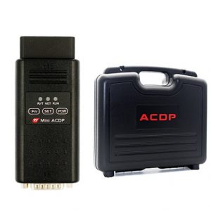 Key Programmer BMW ACDP – with CAS, FEM/BDC, ECU ISN, FRM Repair, Key refresh