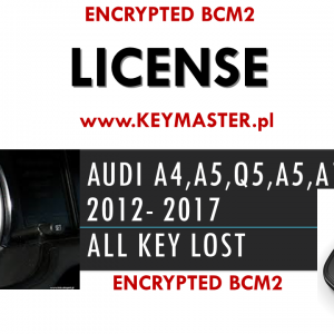 BCM2 Locked Nec Immo Data Extractor (Package 4 – License )