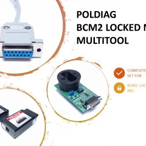 BCM2 LOCKED / ENCRYPTED NEC Multitool _FULL SET + free access to special support group!