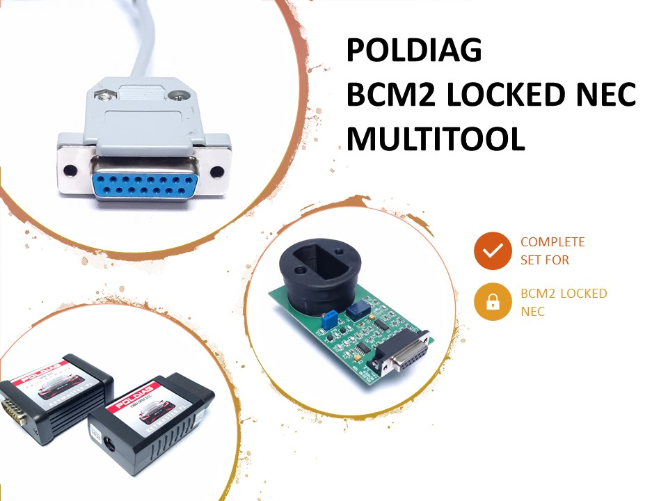 Poldiag BCM2 tool
